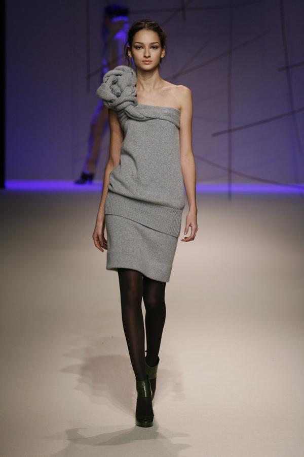 Коллекция женской одежды emanuel ungaro paris осень-зима 2008/09